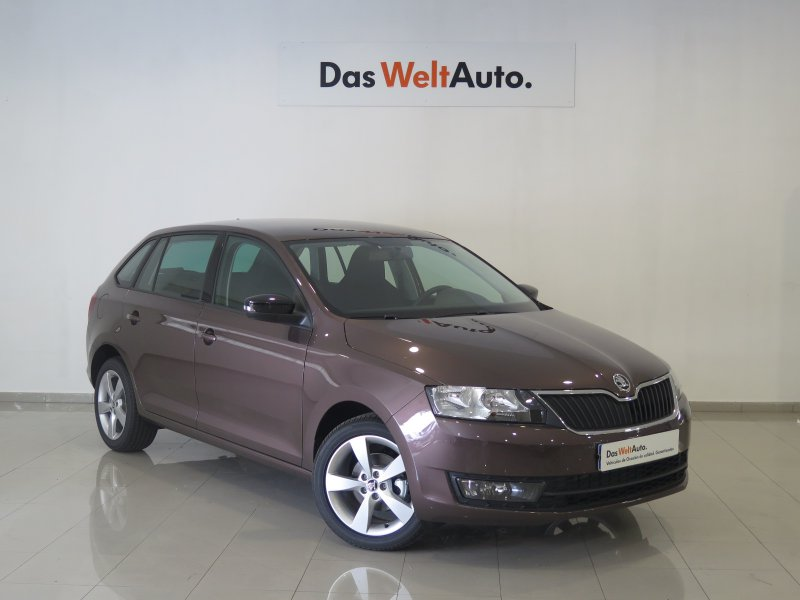 Skoda Spaceback 1.2 TSI 66KW (90cv) Spaceback Like