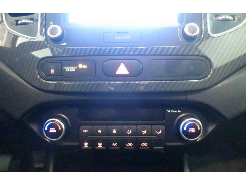 Kia Carens 1.7 CRDi VGT Eco-Dynamics Tech