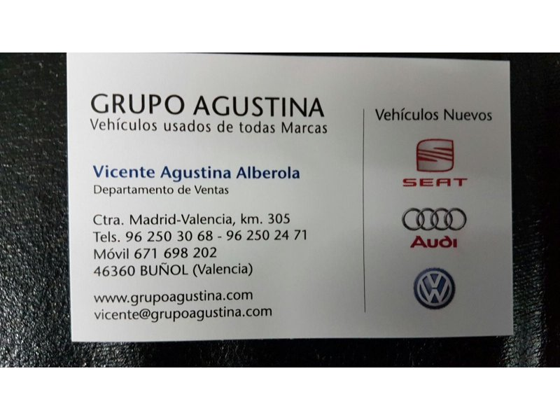 SEAT Nuevo León 1.6 TDI 105cv St&Sp Style CONNECT