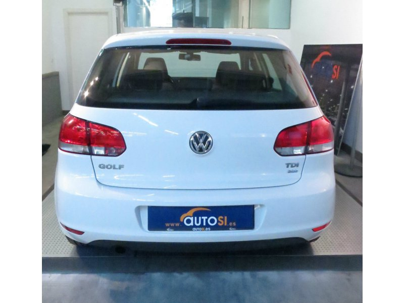 Volkswagen Golf VI 1.6 TDI 105cv DPF DSG Advance