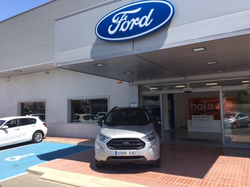 Ford EcoSport 1.5 TDCi 73kW (100CV) S & S ST Line