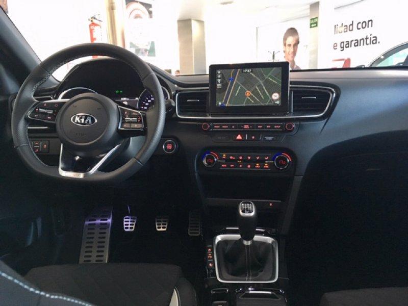Kia ceed 1.4 T-GDi 103kW (140CV) GT Line