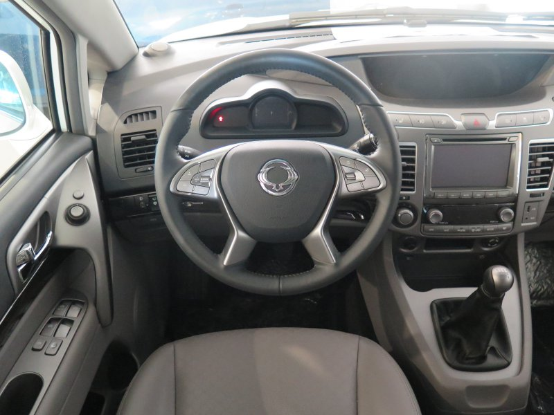 SsangYong Rodius D22T 178cv Limited