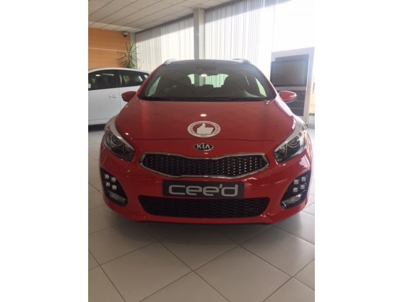 Kia ceed Sportswagon 1.6 CRDi VGT 136CV GT Line DCT GT Line (Pack Luxury)