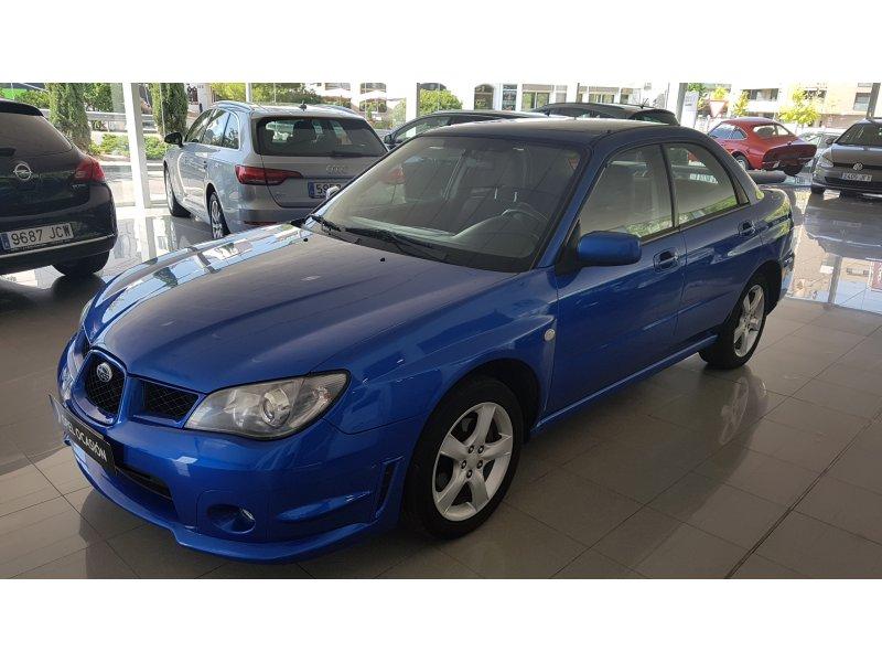 Subaru Impreza SE 2.0R GX