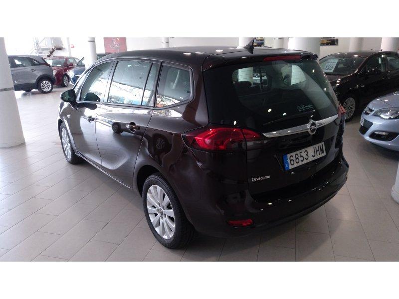 Opel Zafira Tourer 1400 TURBO GLP SELECTIVE