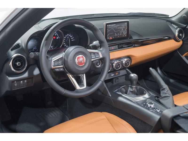 Fiat 124 Spider 124 Spider Lusso