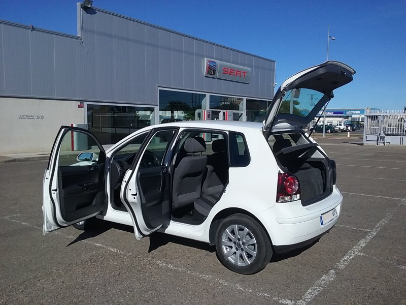 Volkswagen Polo 1.4 TDI 70cv United