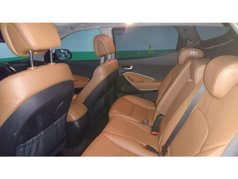Hyundai Santa Fe 2.2 CRDi Safe Brown Ed Auto 4x4 7S Style
