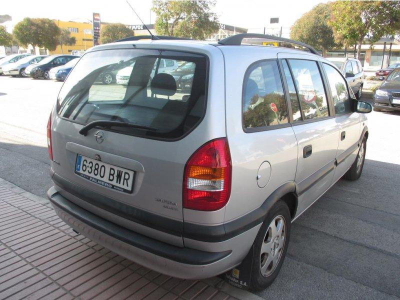 Opel Zafira 2.0 Dti 16v Elegance ELEGANCE