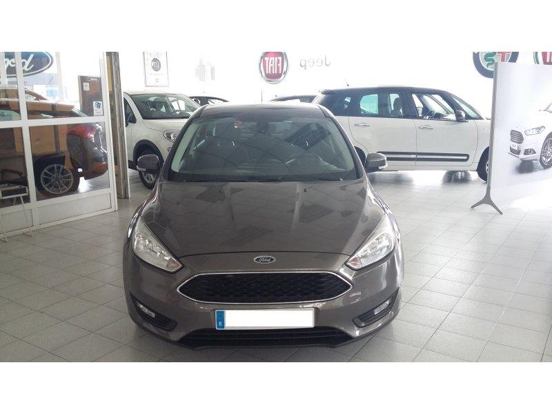 Ford Focus 1.6 TDCi 115cv Trend+