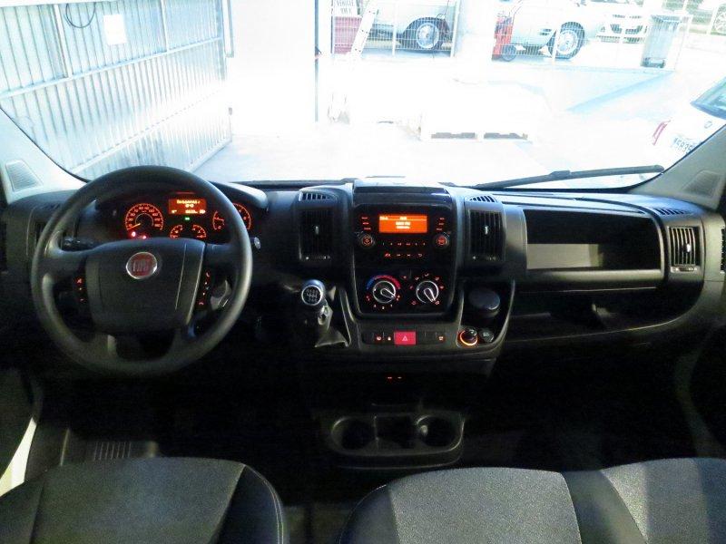 Fiat Ducato 35 2.3 Multijet Furgón Largo Alto 130cv -