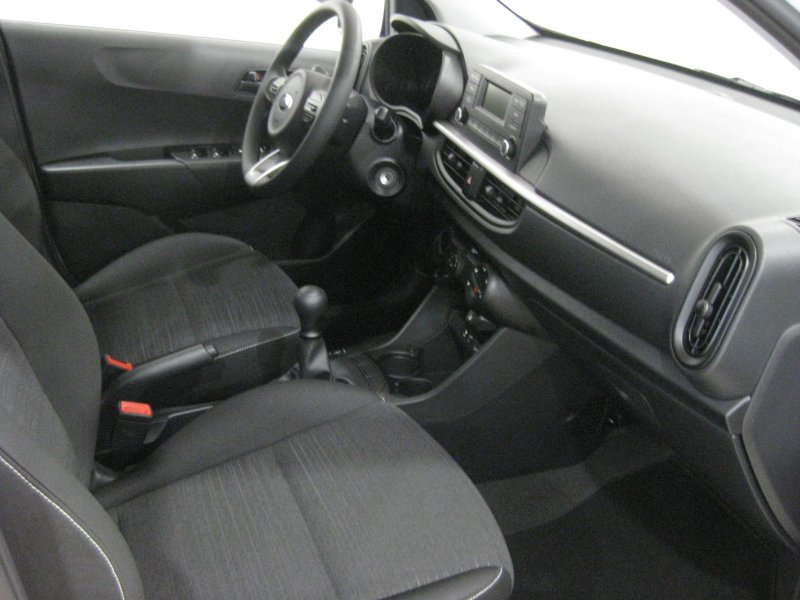 Kia Picanto 1.0CVVT 67CV Concept con Pack Comfort y Pack Advan Concept