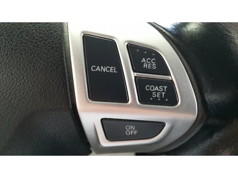 Mitsubishi ASX 180 DI-D Motion