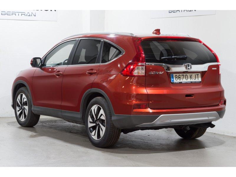 Honda CR-V 1.6 i-DTEC 120 4x2 Navi Lifestyle