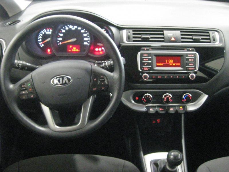 Kia Rio 1.2 CVVT/84CV TECH Tech
