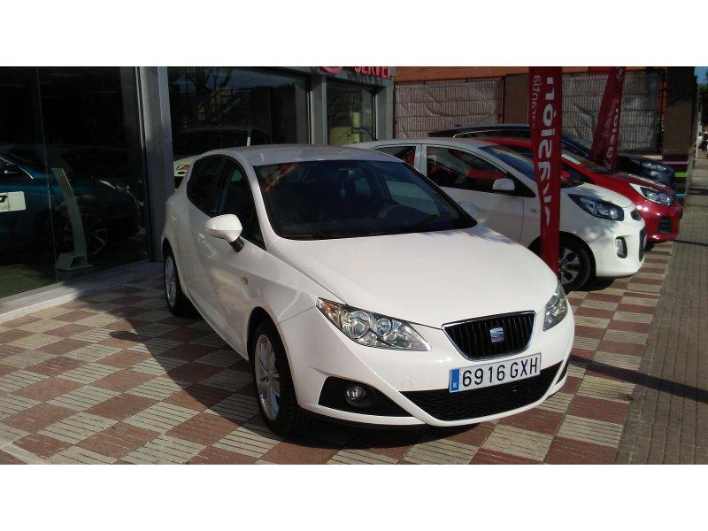 SEAT Ibiza 1.6 16v 105cv Stylance