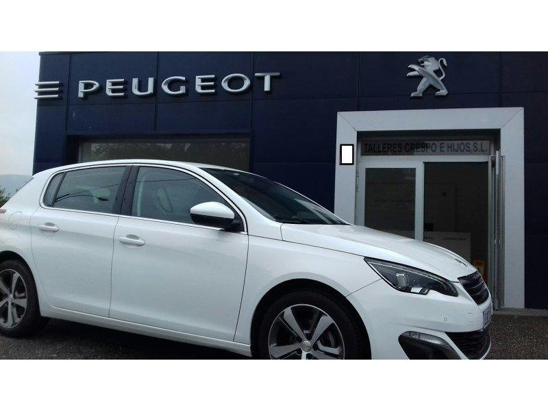 Peugeot 308 Nuevo 308 5p 1.6 HDi 92 Allure