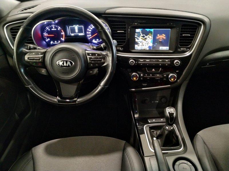 Kia Optima 1.7 CRDi VGT Drive Drive