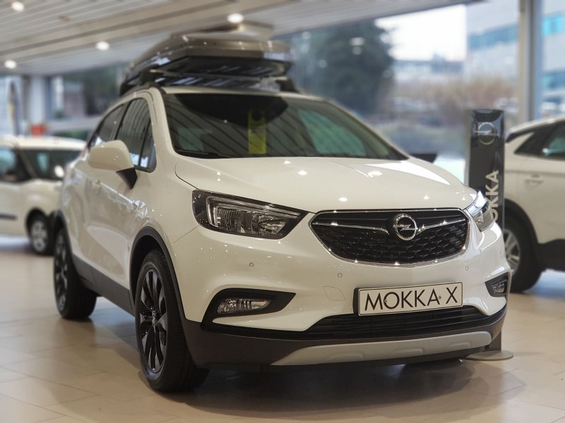 Opel Mokka X 1.4T 103kW (140CV) 4X2 S&S Arctic Edition