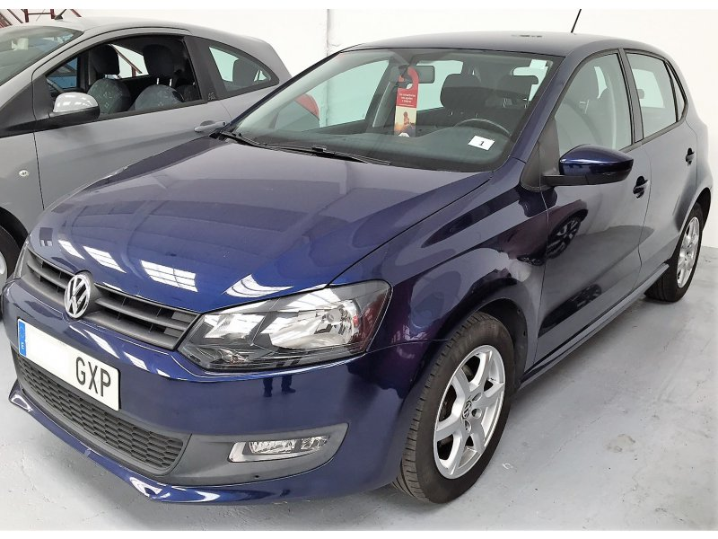 Volkswagen Polo 1.4 85cv United