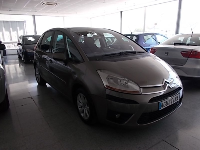 Citroen C4 Picasso 1.6 HDi CMP Exclusive Plus