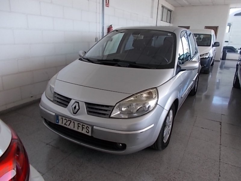 Renault Scénic 1.9dCi EU4 Privilege