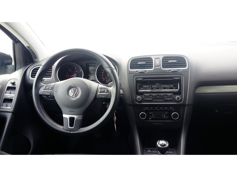 Volkswagen Golf 1.6 TDI 90cv Advance Rabbit