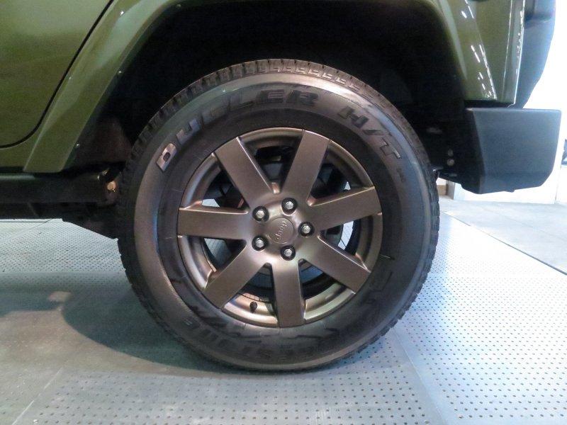 Jeep Wrangler Unlimited 2.8 CRD Auto 75 Aniversario