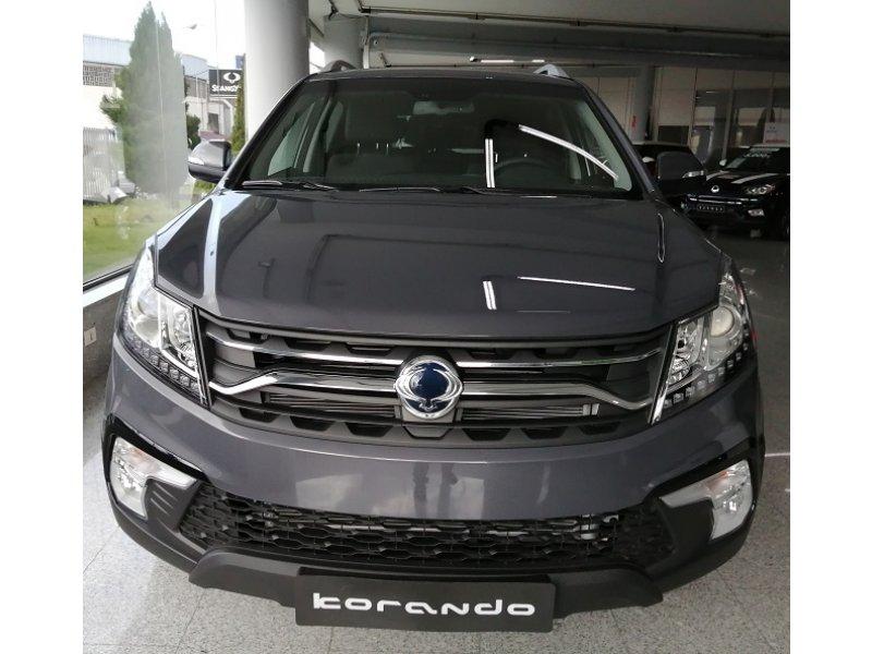 SsangYong Korando D22T(178CV) 4x2 Limited