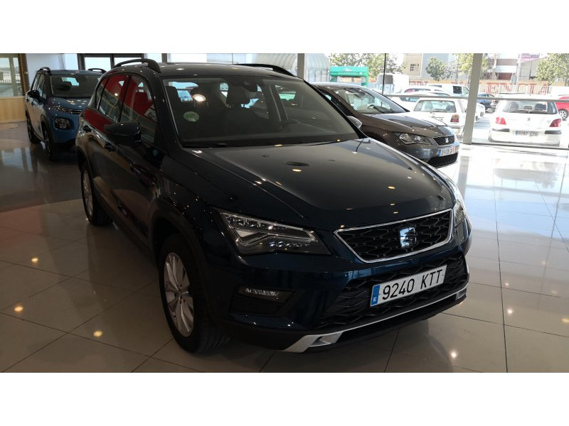 SEAT Ateca 1.0 TSI 85kW (115CV) St&Sp Style Pl Eco Style Edition