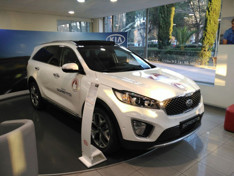 Kia Sorento 2.2 crdi emotion