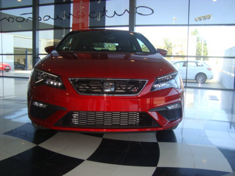 SEAT León 1.4 TSI ACT 110kW St&Sp FR Ultimate Ed FR Ultimate Edition