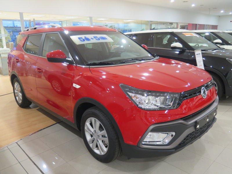 SsangYong XLV D16T 4x2 1.6 115cv Premium