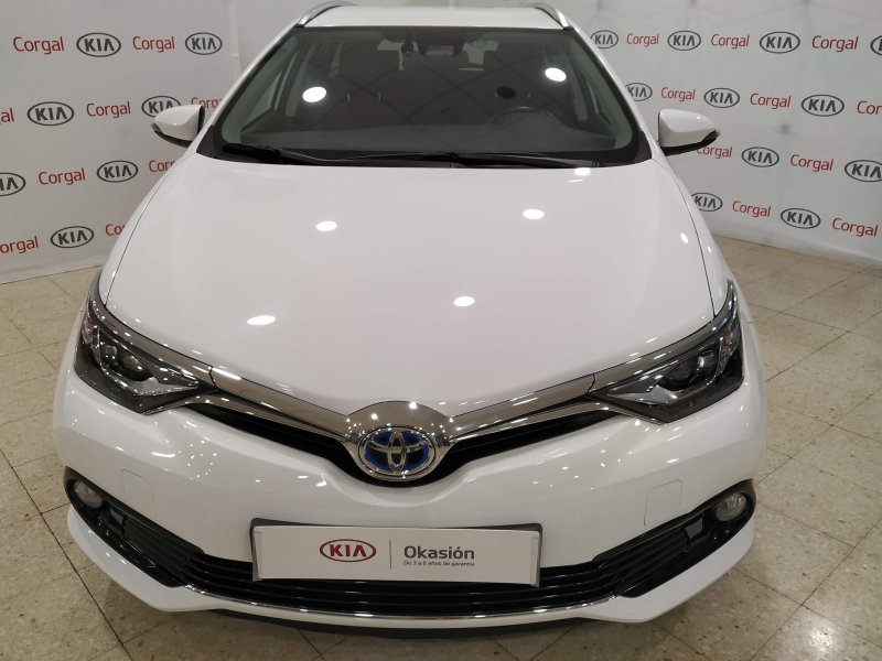 Toyota Auris Hybrid Touring Sports Feel Feel
