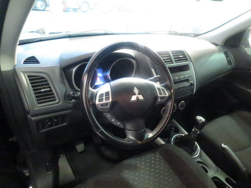 Mitsubishi ASX 200 DI-D Motion