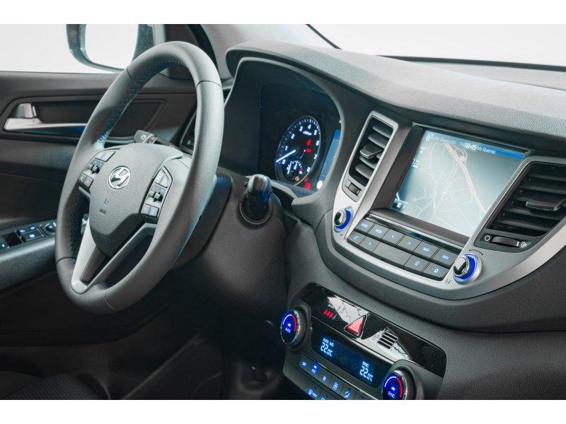 Hyundai Tucson 1.6 GDi BlueDrive 4x2 25 Aniversario