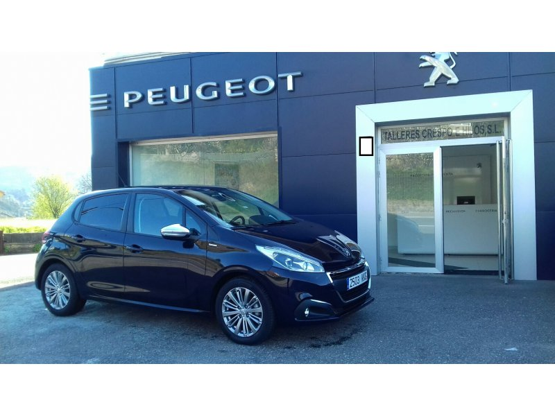 Peugeot 208 5P STYLE 1.2L PureTech 82 Style
