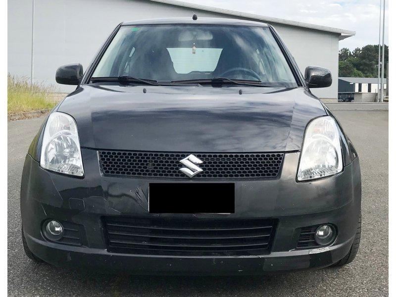 Suzuki Swift 1.6 gasolina 125cv Sport