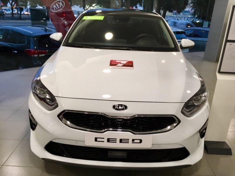 Kia ceed 1.0 T-GDi 88kW (120CV) Launch Edition