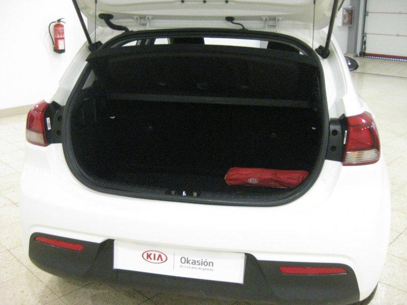 Kia Rio 1.2 CVVT(84CV) LLANTAS ALUMINIO Concept