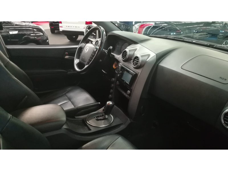 SsangYong Actyon 200Xdi 4x4 Auto Limited