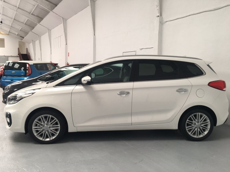 Kia Carens 1.7 CRDI 115CV Drive