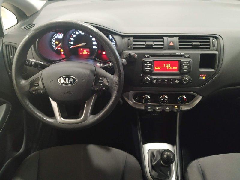 Kia Rio 1.2 CVVT 85CV Concept Concept