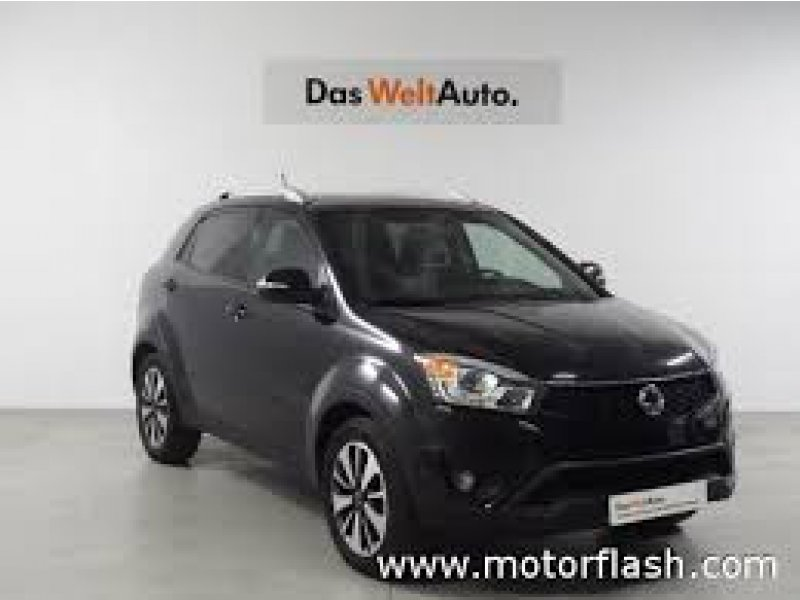 SsangYong Korando D22T 178cv Auto 4x2 LIMITED Limited
