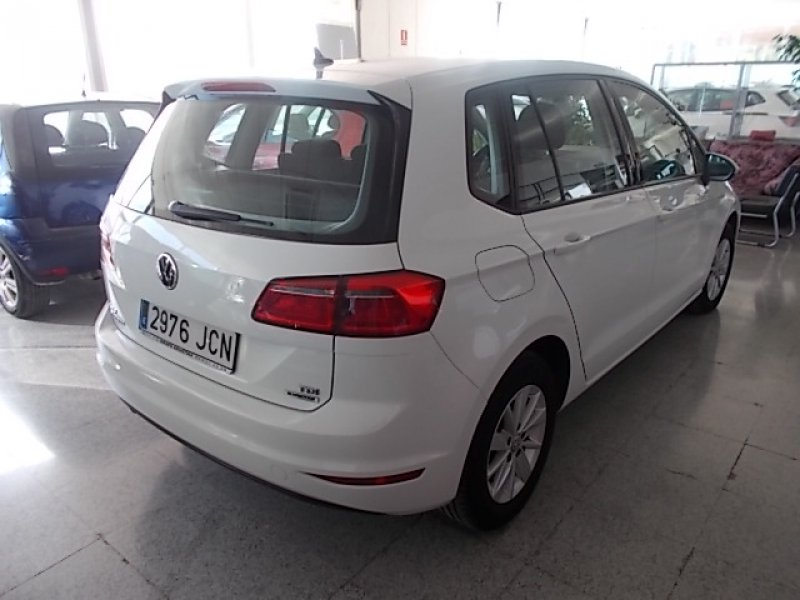 Volkswagen Golf Sportsvan Business & Navi 1.6 TDI 110CV BlueMotion Business BlueMotion