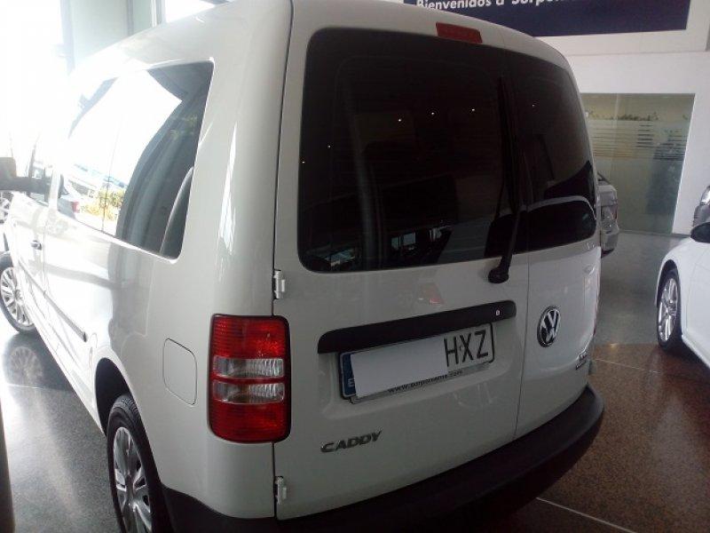 Volkswagen Caddy Comfortline 1.6 TDI 102cv BMot Tech 5pl Comfortline BlueMotion