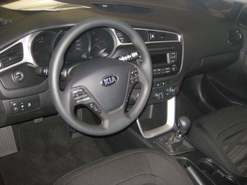 Kia ceed 1.0 T-GDi 100CV Eco-Dynamics Concept