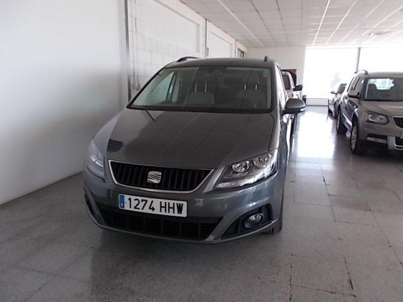 SEAT Alhambra 2.0 TDI 170 CV Ecomotive Style