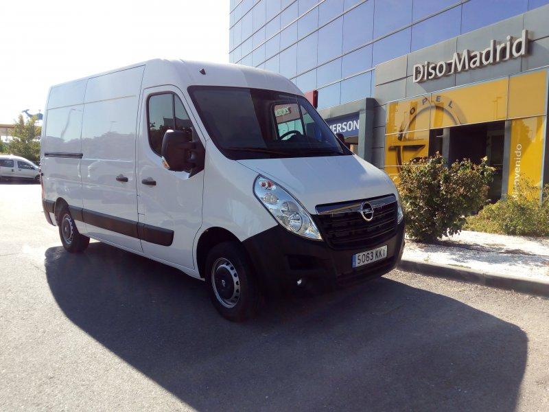 Opel Movano 2.3 CDTI 96kW (130CV) L3 H3 F 3.5t -
